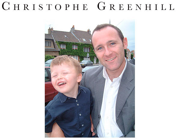 Christophe Greenhill